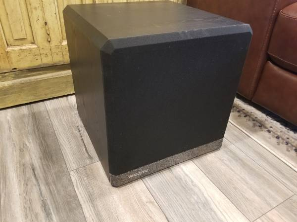 Velodyne 12quot Subwoofer - $40 (Denver)