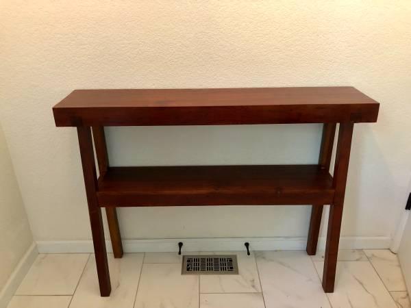 Photo West Elm Console Table - $350 (Central Park  Stapleton)