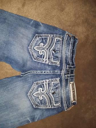 Photo Women39s Priya Rock Revival Jeans - $50 (Arvada)