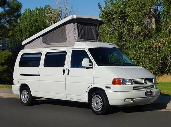 Photo 1999 Volkswagen Eurovan Cer WARRANTY INCLUDED - $32,500 (Englewood)