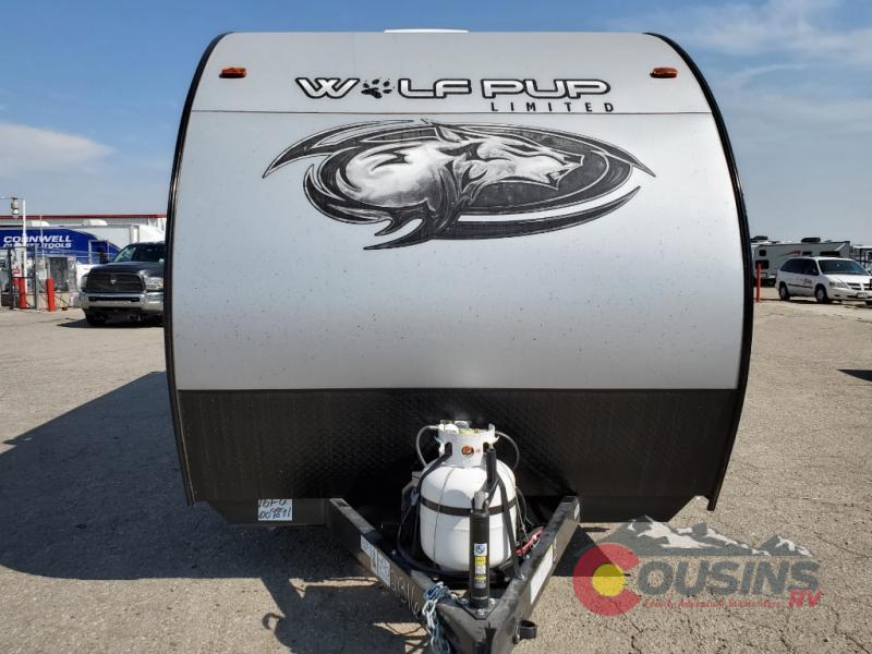 Photo 2021 Forest River Rv Cherokee Wolf Pup 16FQ $ 23789