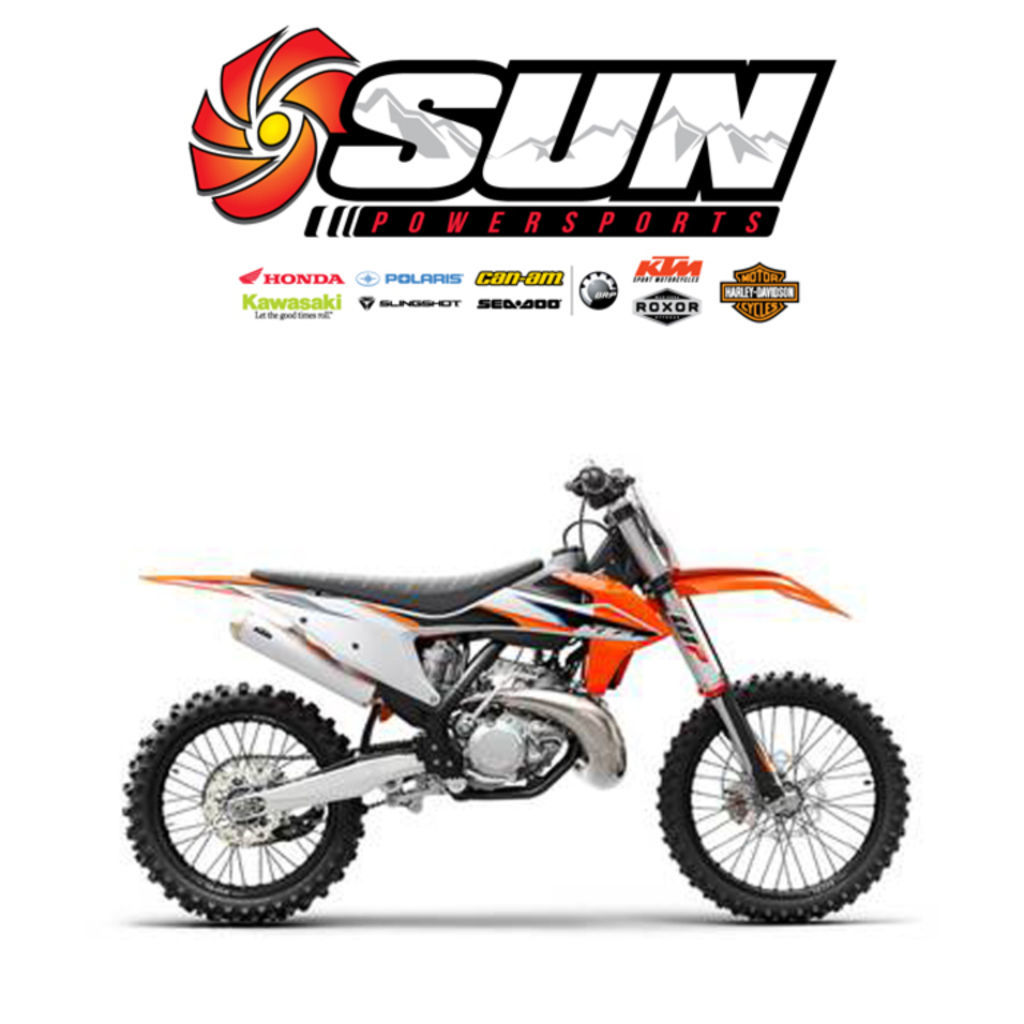 Photo 2021 KTM 250 SX