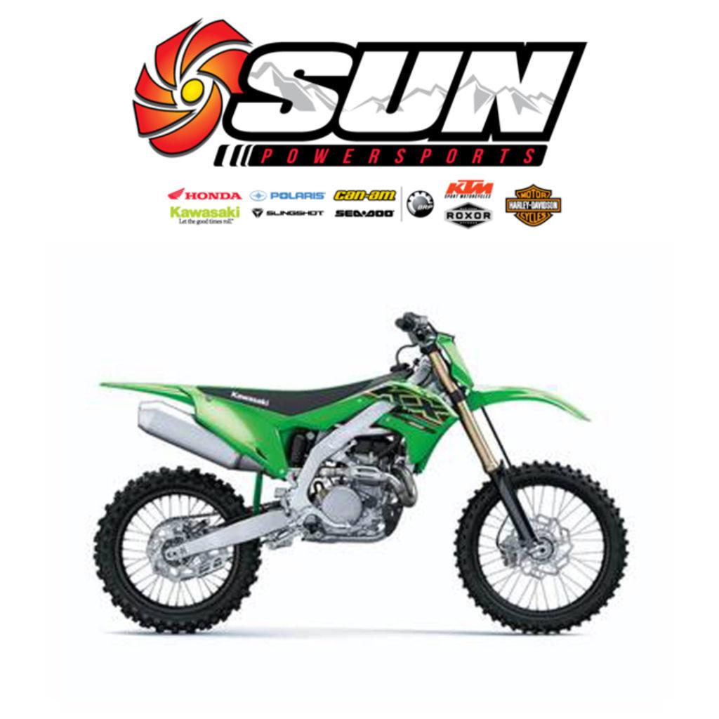 Photo 2021 Kawasaki KX 450