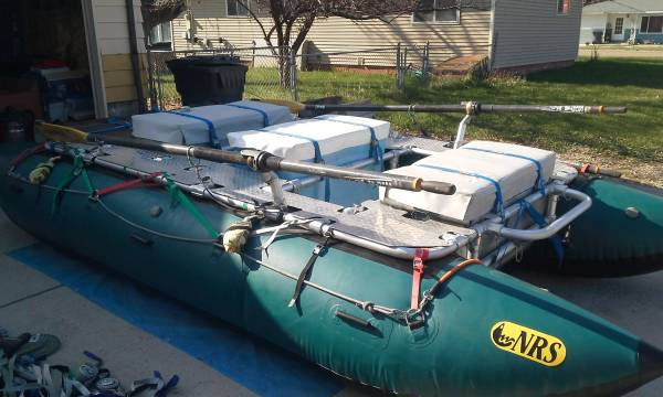 Photo whitewater raft - $7000 (Craig Co)