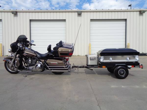 Photo 2005 Harley-Davidson Flhtcui Ultra Classic PRICE REDUCED - $7,950 (Fort Dodge)