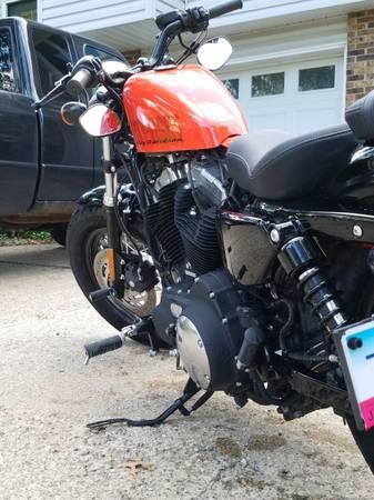 Photo 2012 Harley Davidson 1200 Sportster 48 - $6,200 (Ankeny)