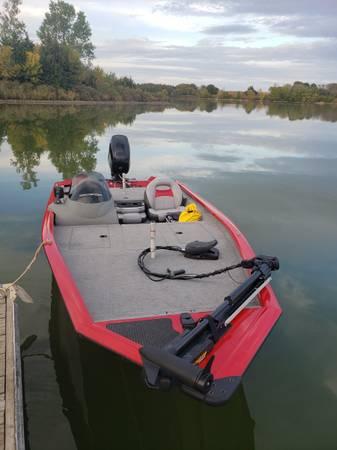 Photo 2013 Bass Tracker proteam 175 TXW - $13,750 (Johnston)