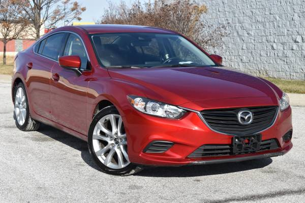 Photo 2017 Mazda6 Mazda 6 Touring 22K Miles Only - $13950 (WWW.BIGOAUTOLLC.COM)