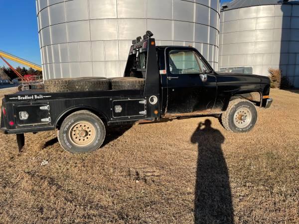 Photo 85 GMC 1 ton - $1 (se nebraska)