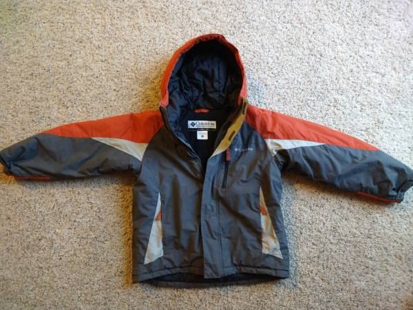 Photo Boys Columbia winter coat - size 10 - $25 (Johnston)
