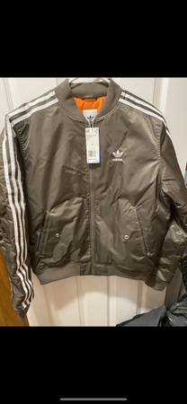 Photo Brand New Mens ADIDAS JACKET SZ SMALL - $50 (Carlisle)