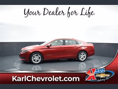 Photo Certified 2015 Chevrolet Impala LT w Convenience Package for sale