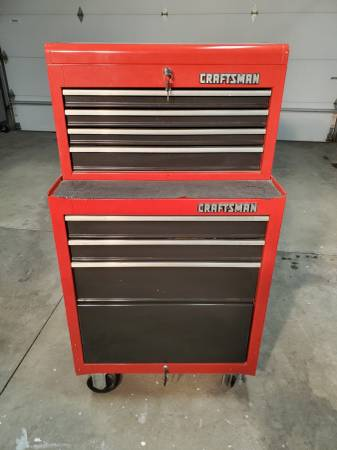 Photo Craftsman Tool Box - $150 (Johnston)