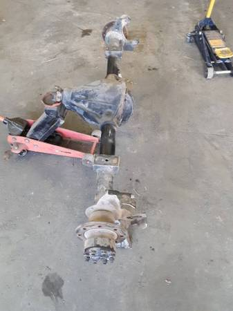 Photo Dana 60 rear axle - $550 (Sully)