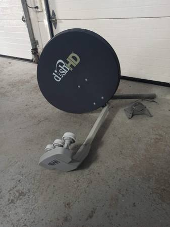 Photo Dish Network Satellite Dish - $20 (West Des Moines)