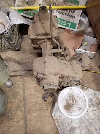 Gm Chevy Gmc 205 Transfer Case And 4 Speed Transmission 450 Dallas Center Auto Parts Sale Des Moines Ia Shoppok