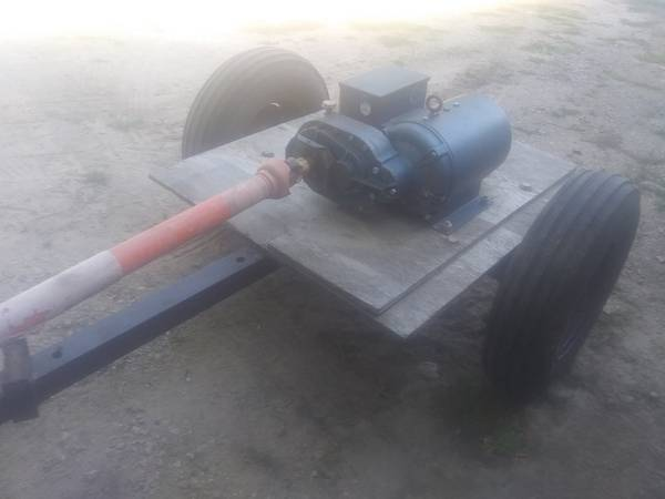 Photo Generator 20,000 pto Winco on cart - $1,000 (Thornton)