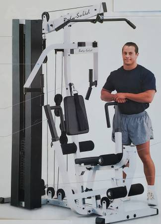 Photo Home Gym Equipment by Body-Solid - $699 (Mitchellville)