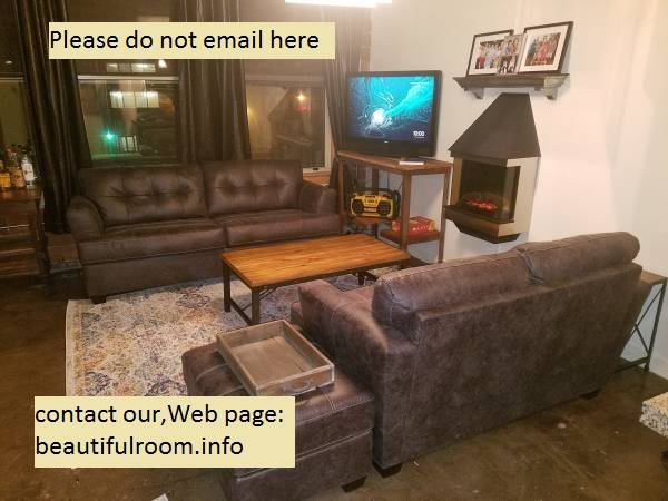 Photo No deposit, No Lease. Furnished Bedrooms for Travelers