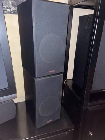 Photo Paradigm Speakers - $135 (Urbandale)