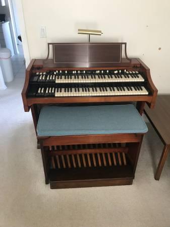 Photo Rare Hammond Organ A-100 Beautiful - $1195 (Des Moines)