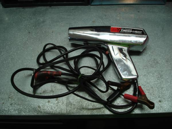 Photo Sears Craftsman Timing Light 6 and 12 volt - $20 (Grimes)