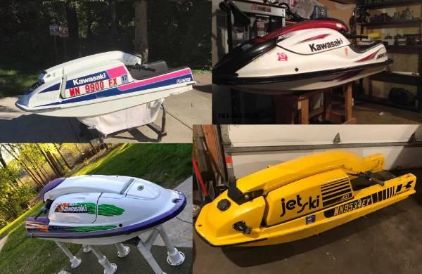 Photo Stand up jet skis Wanted Yamaha, Kawasaki, Polaris - $7 (ST PAUL)