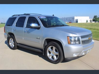 Photo Used 2012 Chevrolet Tahoe 2WD LT w Texas Edition for sale