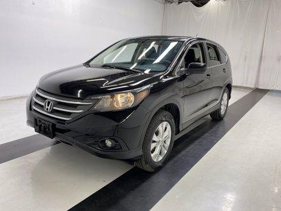 Photo Used 2014 Honda CR-V AWD EX for sale
