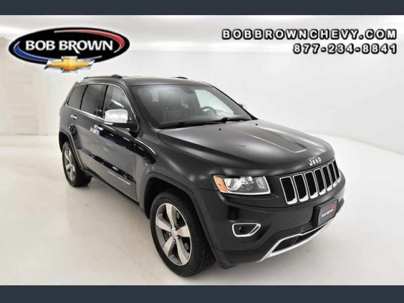 Photo Used 2014 Jeep Grand Cherokee 4WD Limited for sale