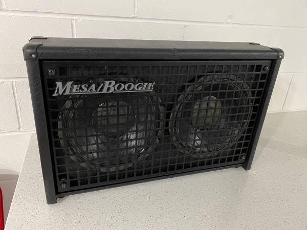 Photo WTT Mesa Boogie 2x10 bass cabinet for guitar cabinet (Urbandale)
