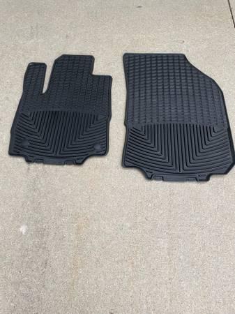 Photo WeatherTech Floormats for Chevy Equinox - $75 (Johnston)
