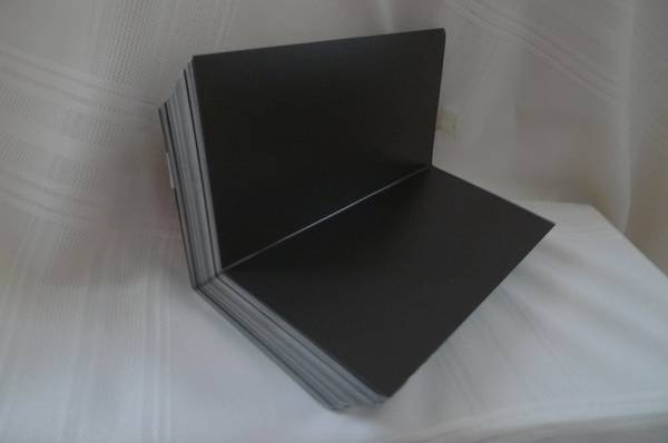 Photo aluminum step flashing - $30 (West Des Moines)