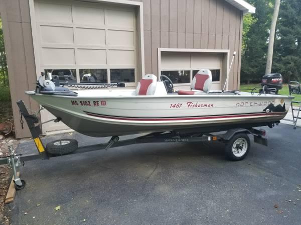 Photo 14 ft Aluminum Boat - $3495 (Saginaw)