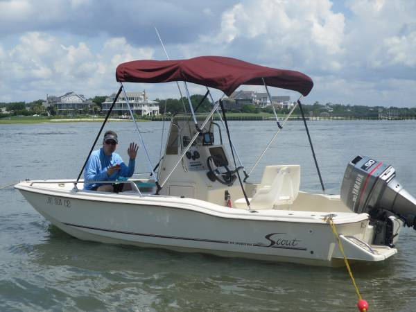 Photo 17 Scout center console fishing boat package - $15,500