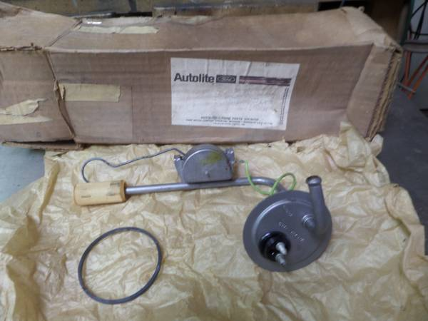 Photo 1967 1968 Ford pickup truck Bronco NOS parts - $100 (commerce)