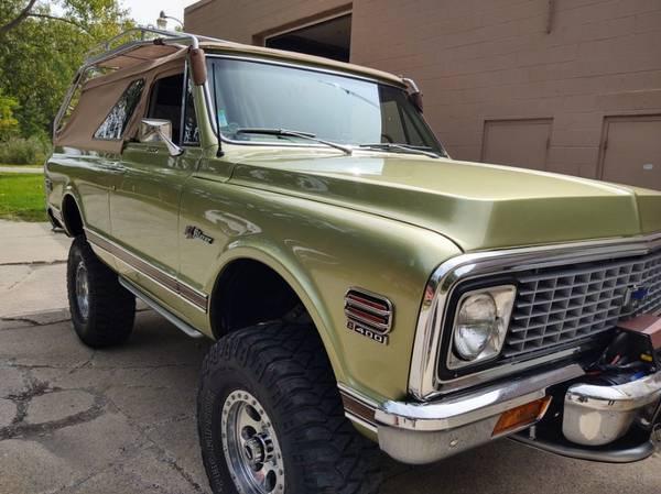 Photo 1972 Chevrolet K5 Blazer,Custom - $98,000 (port huron)