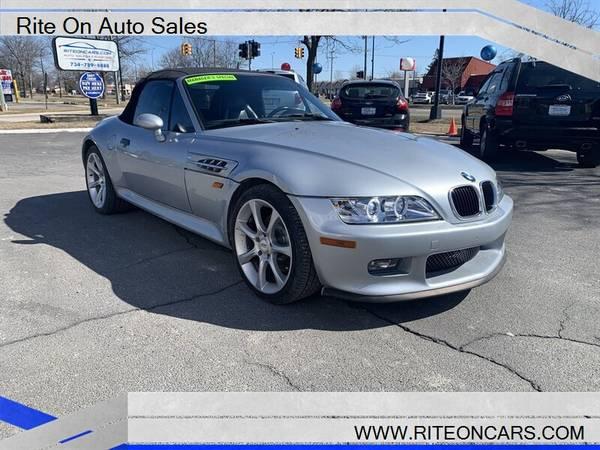 Photo 1998 BMW Z3 M Roadster - $14,988