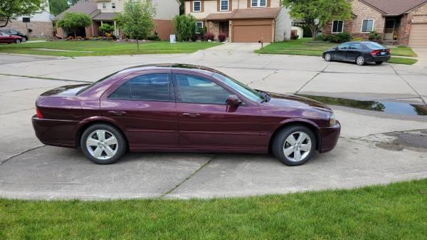 Photo 2006 Lincoln LS Sport - $4,900 (Canton)