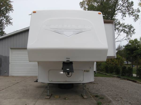 Photo 2008 CROSSROADS CRUISER..MODEL M31MK..PRICED TO SELL QUICK - $8,750 (MONROE AREA)