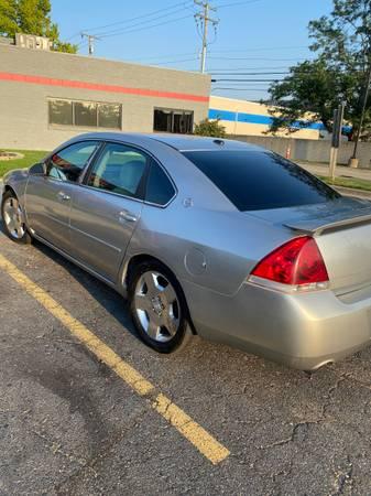 Photo 2008 Chevy Impala SS - $5,800