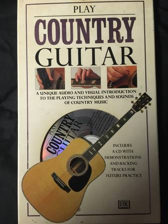 Photo 3- GUITAR  instruction books and cd $25 - $25 (Waterford)