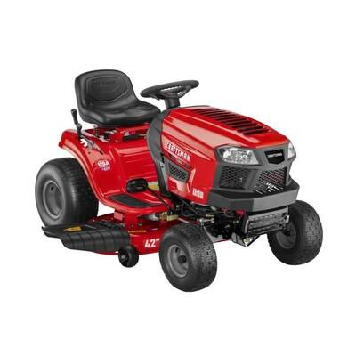 Photo 42quot Craftsman riding lawn mower (Nice)  Reduced price (Bloomfield)