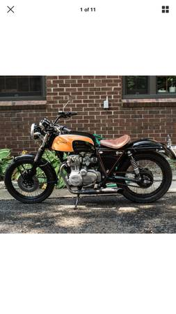 Photo 74 Honda CB 350 Four Cylinder - $1,100 (Wixom)