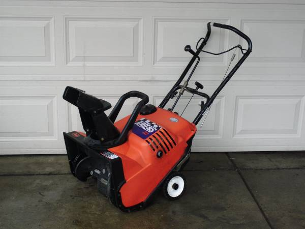Photo ARIENS SNOW BLOWER  7 HP  22quot  SNOWBLOWER - $275 (SHELBY TOWNSHIP)