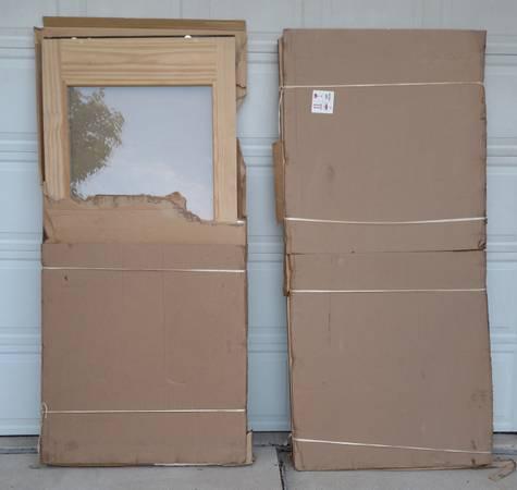 Photo Andersen Sliding Door Wall Glass Doors - New - $585 (Milan)