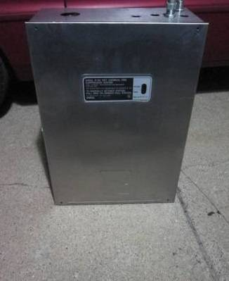 Photo Ansul Wet Chemical Fire Suppression System Control Box w Full Bottle - $650 (Clinton Township)