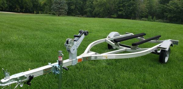 Photo Brand New - Never Used Aluminum Jet Ski Trailer - $1,395 (Grand Rapids)
