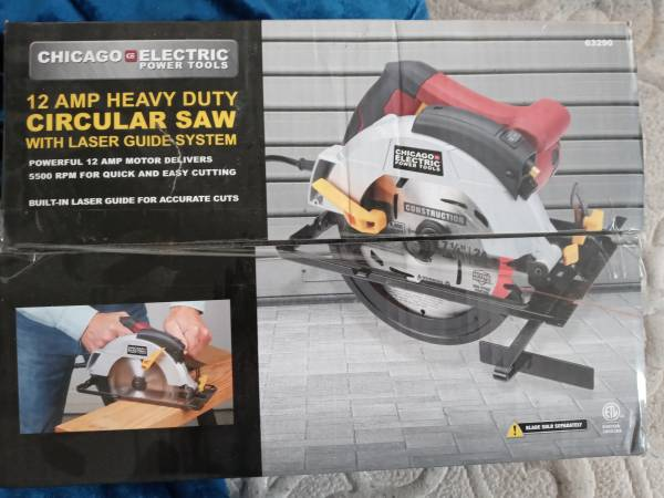 Photo CHICAGO ELECTRIC POWER TOOLS - $70 (Melvindale)