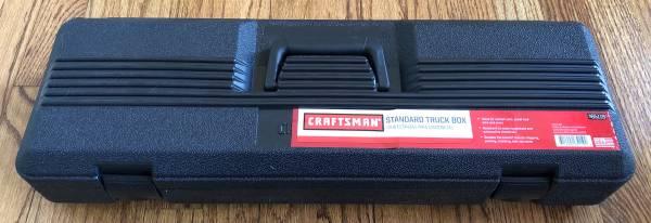 Photo CRAFTSMAN 22 STANDARD TRUCK BOX - BRAND NEW - NEVER USED - MADE IN USA - $30 (Bingham Farms, MI)